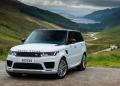 El Range Rover Sport alcanza el hito del millón de unidades vendidas