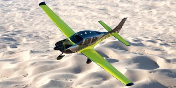 Cirrus 8000 Limited Edition SR Series