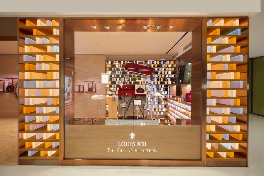 La boutique en cuestión fue creada en el tercer piso de este icónico centro comercial.