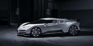 Superdeportivo Bugatti Centodieci