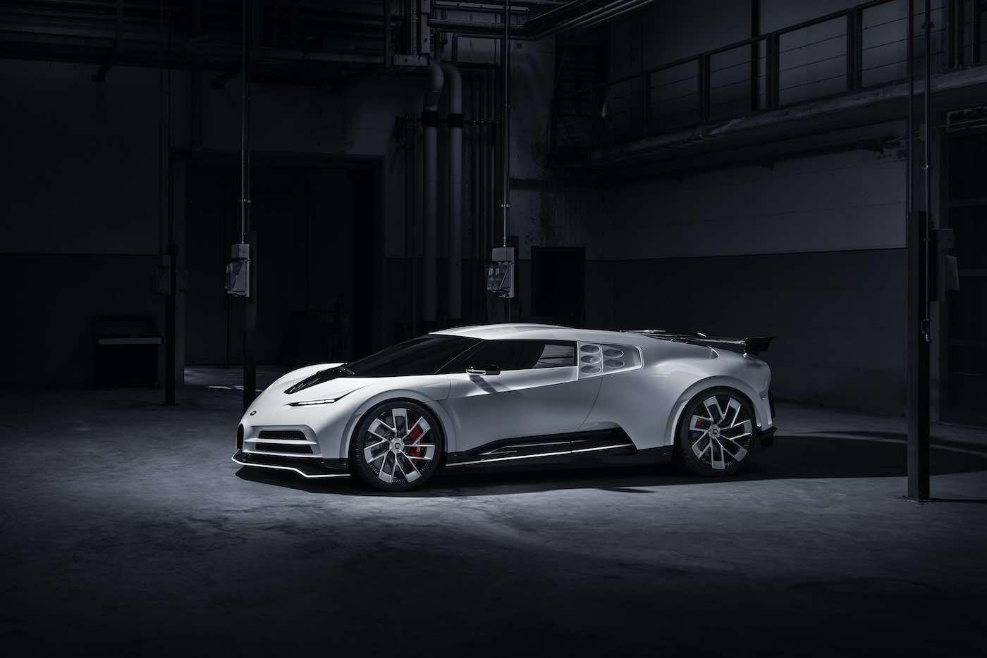 Bugatti revela su superdeportivo más potente hasta la fecha: El Centodieci de 10 millones de dólares