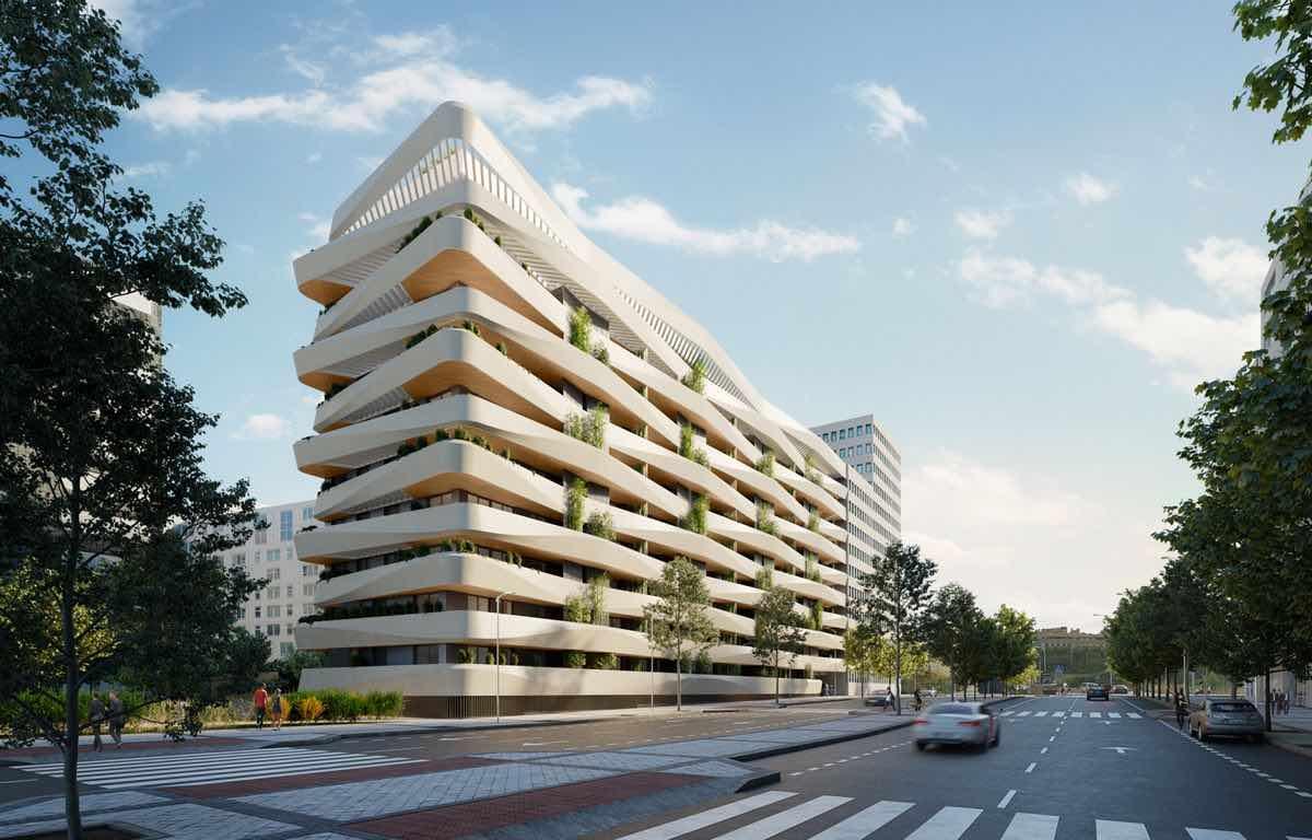 El 'build to rent' aterriza en Madrid
