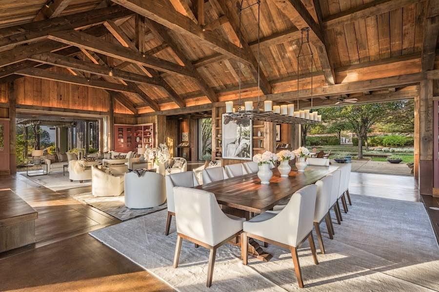 Esta finca californiana de 160 acres con vistas espectacular al Napa Valley sale a la venta por $18,5 millones