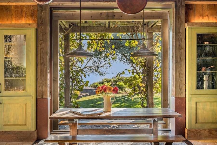 Esta propiedad de 160 acres con vistas espectacular al Napa Valley sale a la venta por $18,5 millones