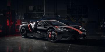 Revelan el primer Ford GT Studio Collection 2021 personalizado