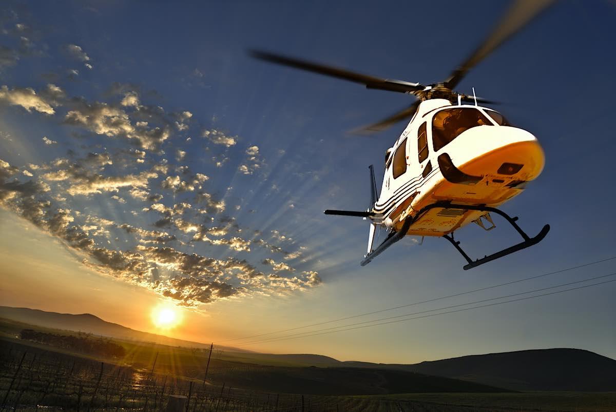 Mandarin Oriental lanza la ultra exclusiva experiencia de lago a lago en helicóptero