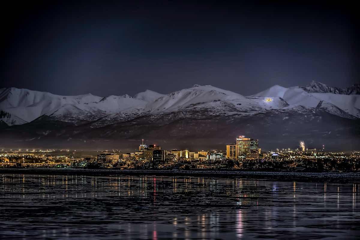 Anchorage, Alaska: Uno de los principales destinos para viajar en 2021.