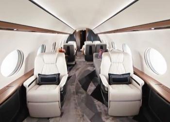 Personalización ilimitada: Posibilidades interiores del Gulfstream