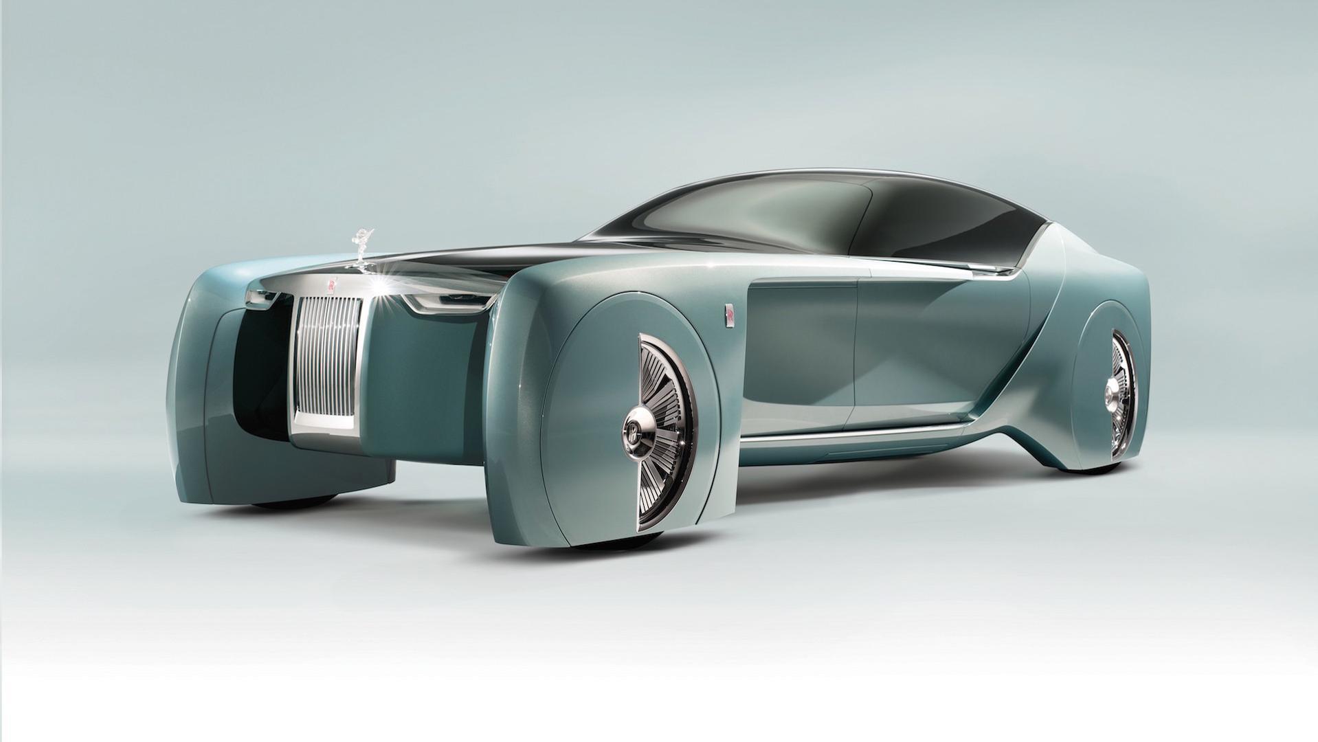 Rolls-Royce 103EX Vision 100