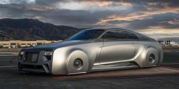 Chequea el Rolls-Royce Wraith personalizado de Justin Bieber, parece de otra galaxia