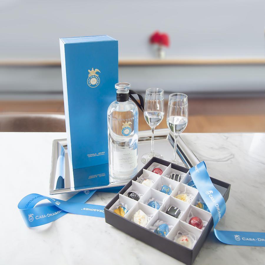 Este 14 de febrero puede convertirse en el escenario de una experiencia única, que tiene como ingredientes principales el tequila y el chocolate.