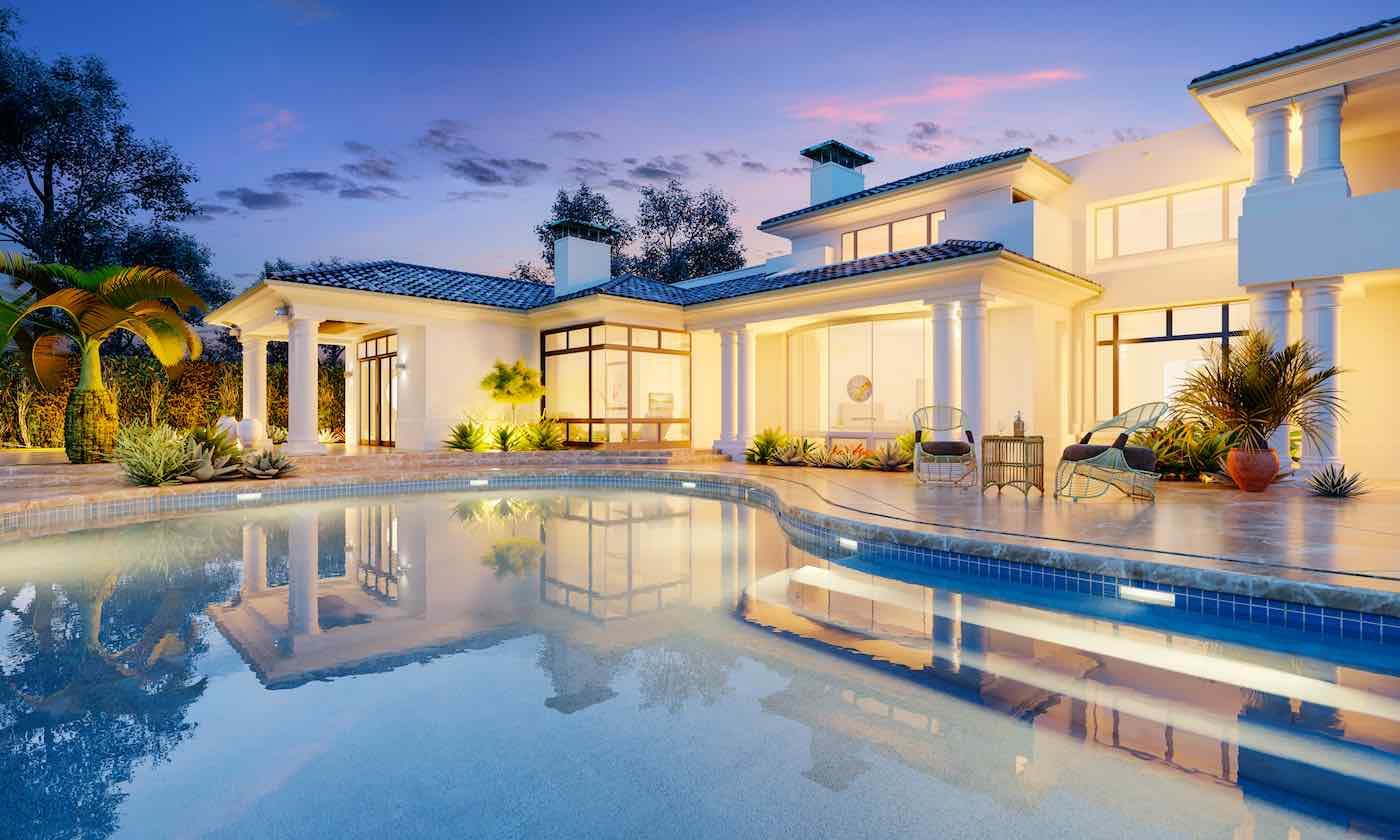 Magnate anónimo ruso compró la mansión más cara de Florida por $140 millones en efectivo