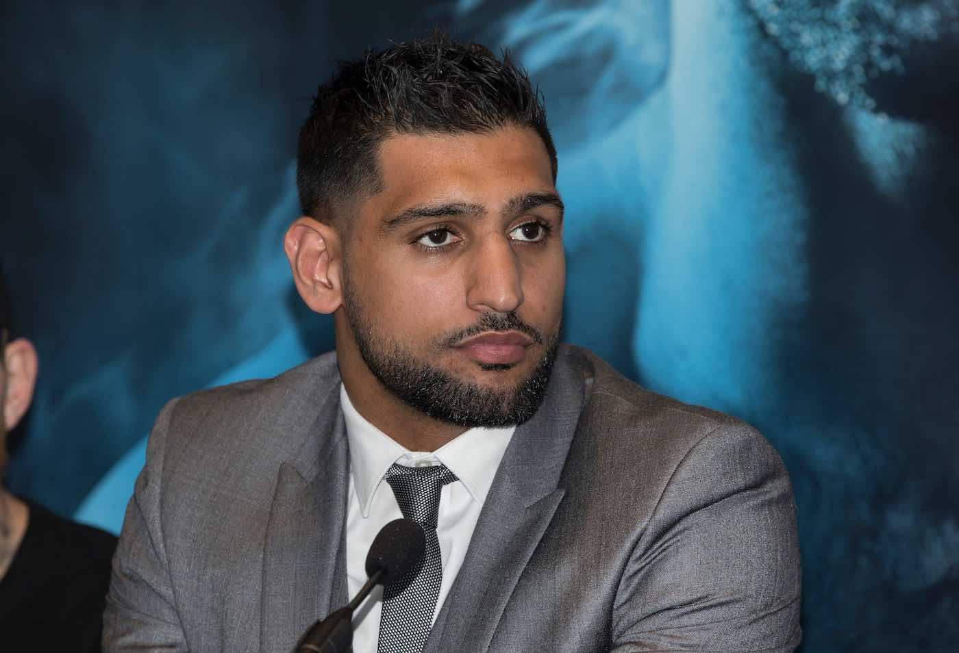 El boxeador Amir Khan regala a su hijo de 1 año un Rolex Daytona de 40.000 dólares