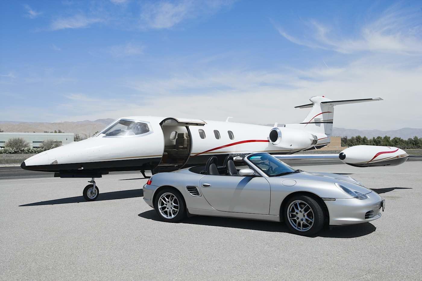 Los 5 placeres declarados de las personas más ricas del mundo.