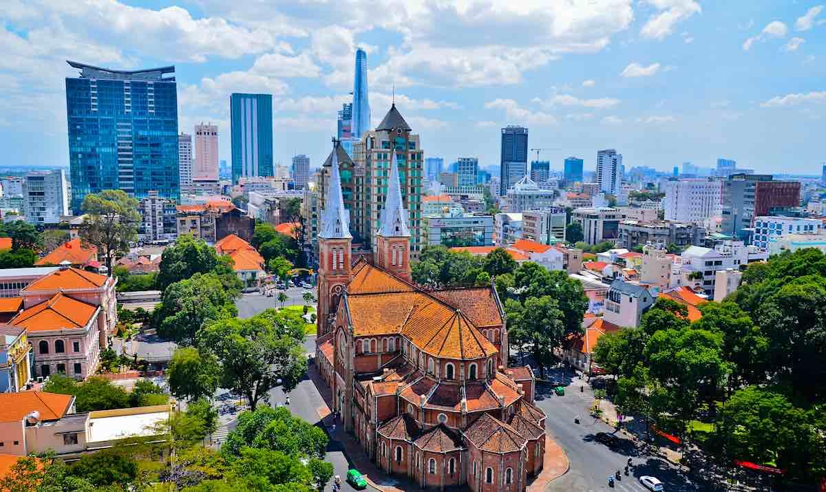 Ho Chi Minh, Vietnam: Uno de los principales destinos para viajar en 2021.