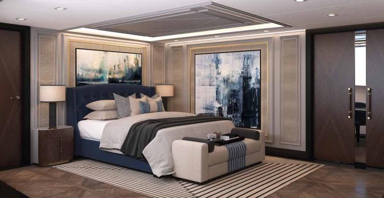 Bering Yachts anuncia la venta del segundo superyate B145 Explorer