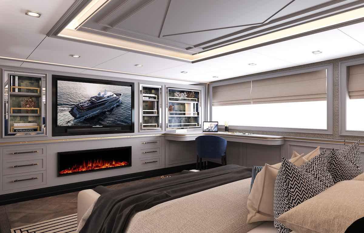 La embarcación se entregará a su dueño en 2023.