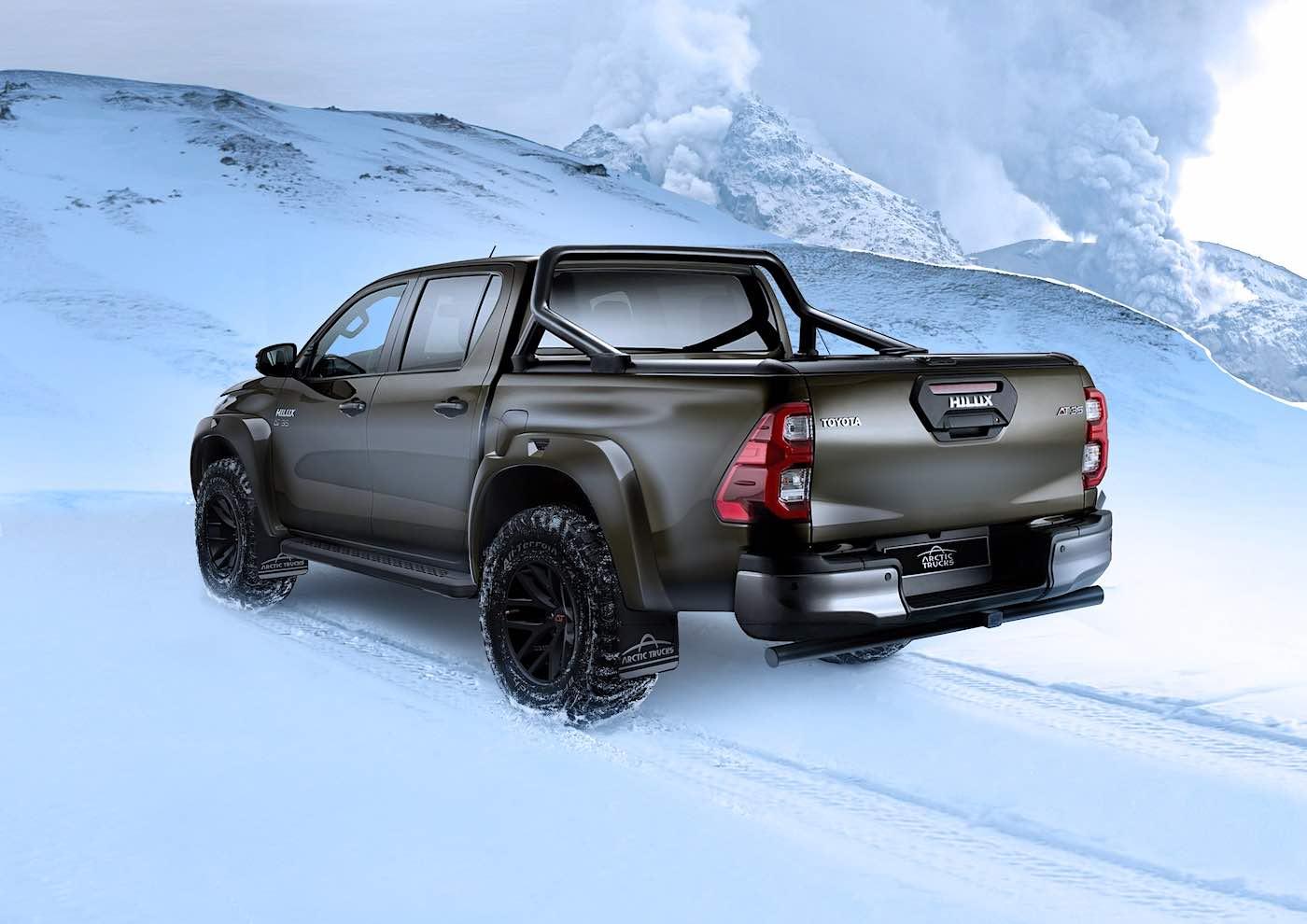 Toyota Hilux AT35 2021 de Arctic Trucks