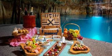 Estas vacaciones de lujo mexicana de $500.000 en jet privado, incluye suites presidenciales y la degustación del taco más caro del mundo