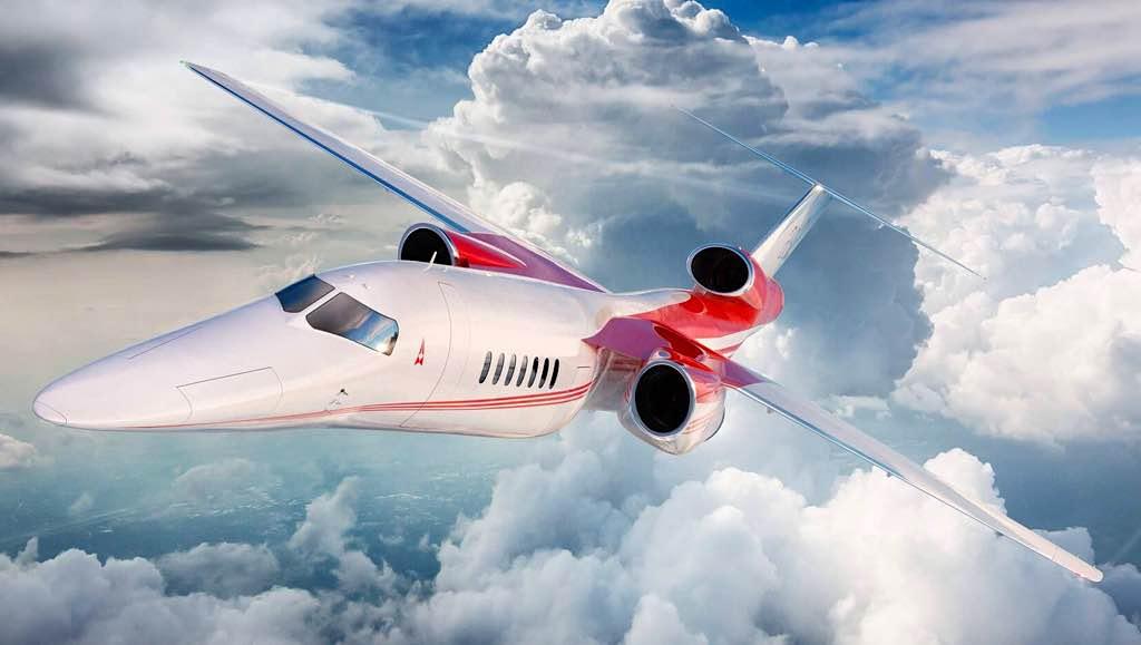 Los 10 jets privados más rápidos del mundo