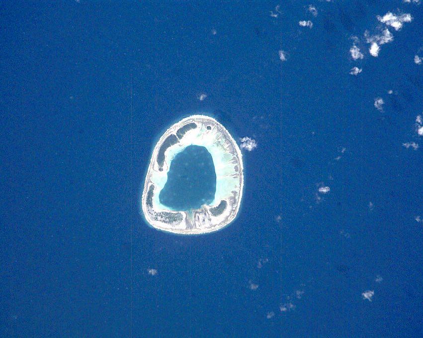 Las islas privadas en la Polinesia Francesa sale a la venta.
