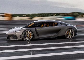 Un vistazo al potente y nuevo motor del Koenigsegg Gemera