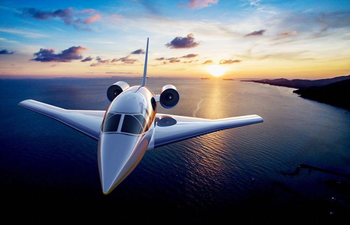 Spike Aerospace Spike S-512
