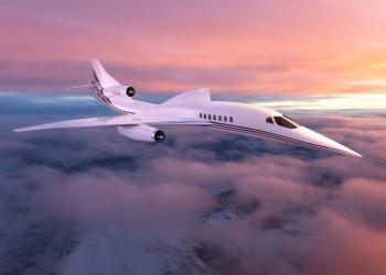 NetJets acaba de comprar 20 aviones supersónicos de lujo Aerion AS2 ($120 millones cada uno)