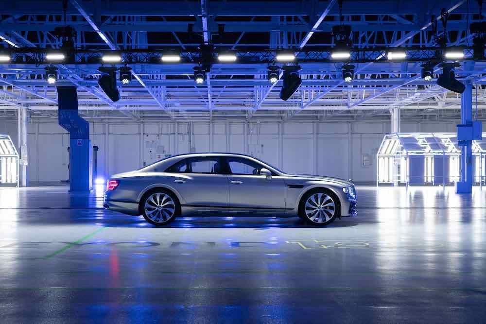 El objetivo es cambiar toda la gama de modelos a vehículos eléctricos con batería para 2030.