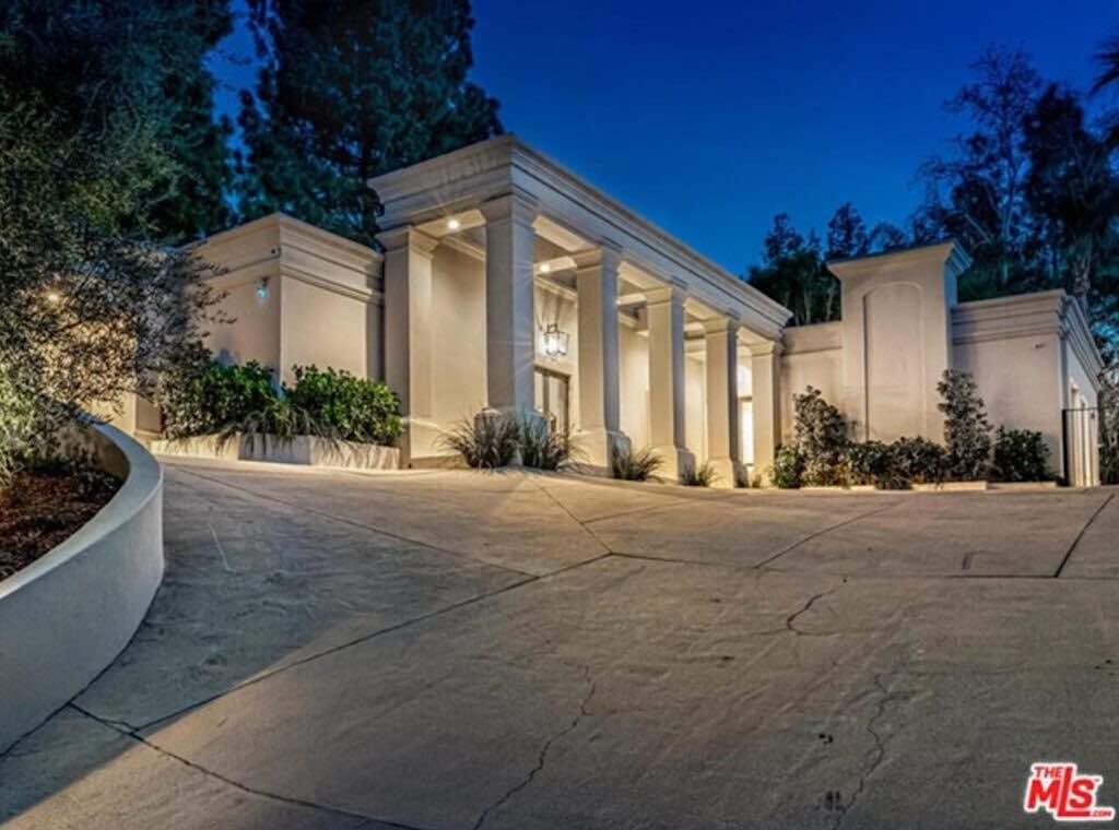 Lindsey Vonn y ex-Fiancé, P.K. Subban, ponen su casa de Beverly Hills, California a la venta por $7 millones