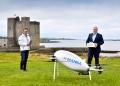 Samsung está entregando sus teléfonos inteligentes y dispositivos Galaxy en Irlanda utilizando drones