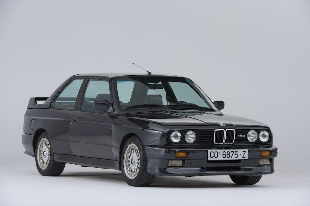 ¡Juntas por primera vez! Las seis generaciones del BMW M3