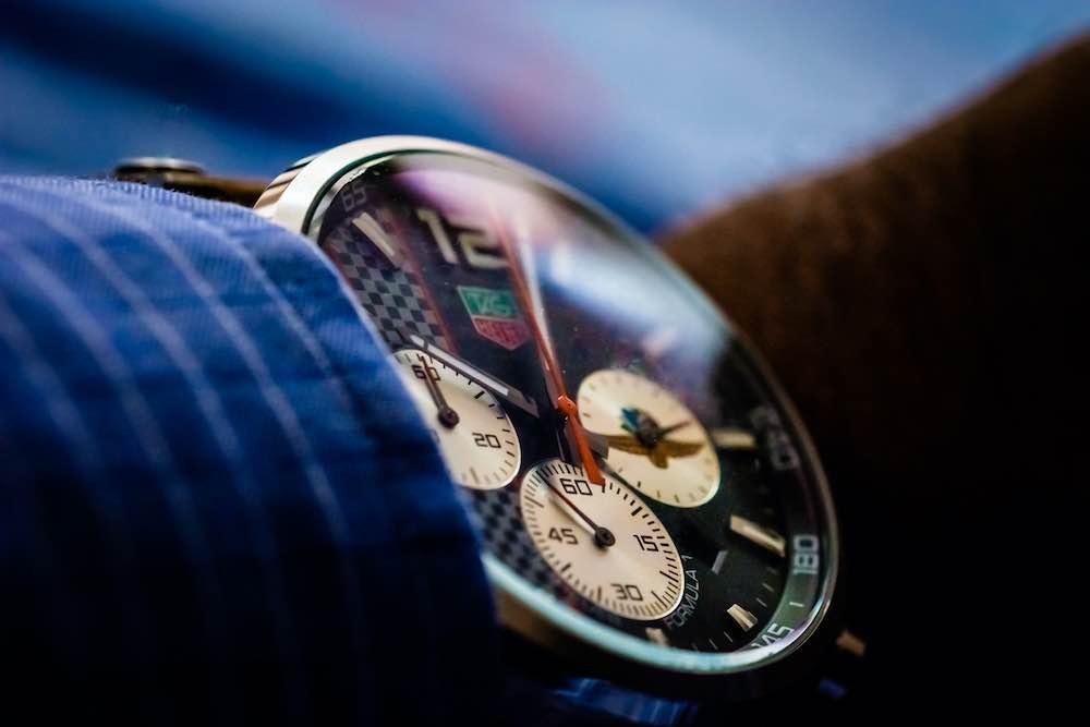 La historia detrás de 10 marcas de relojes de lujo: Tag Heuer