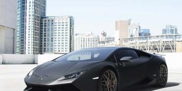Lamborghini Huracán por GMC Racing