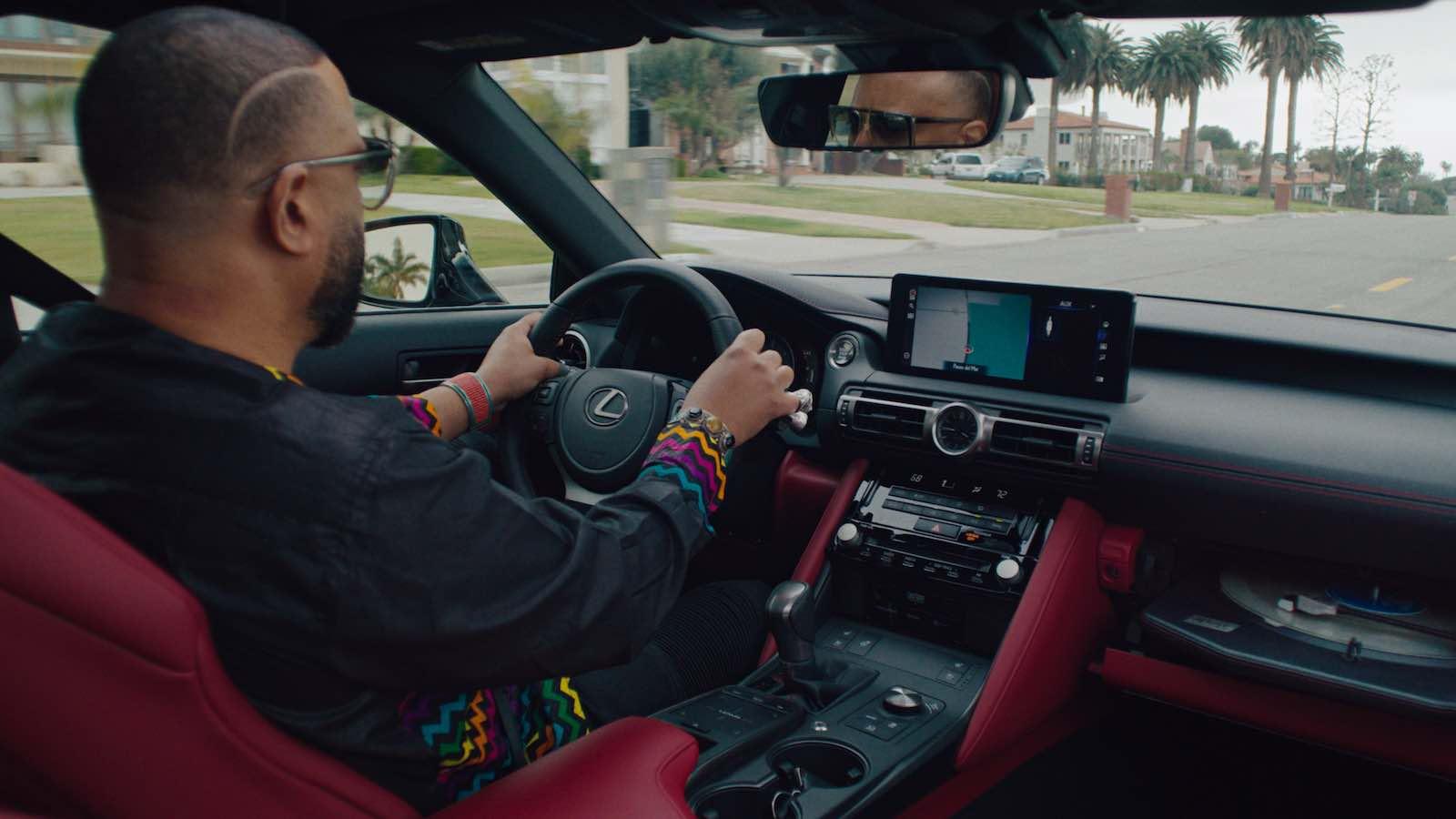 """Esta increíble fusión de música y autos fue plasmada en una serie documental de dos episodios, """"Driven by Sound,"""" creada en colaboración con Pitchfork."""
