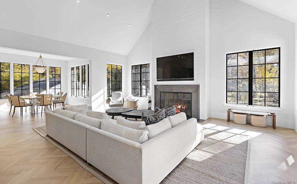 Casa de lujo en Nueva York sale a la venta por $10 millones.