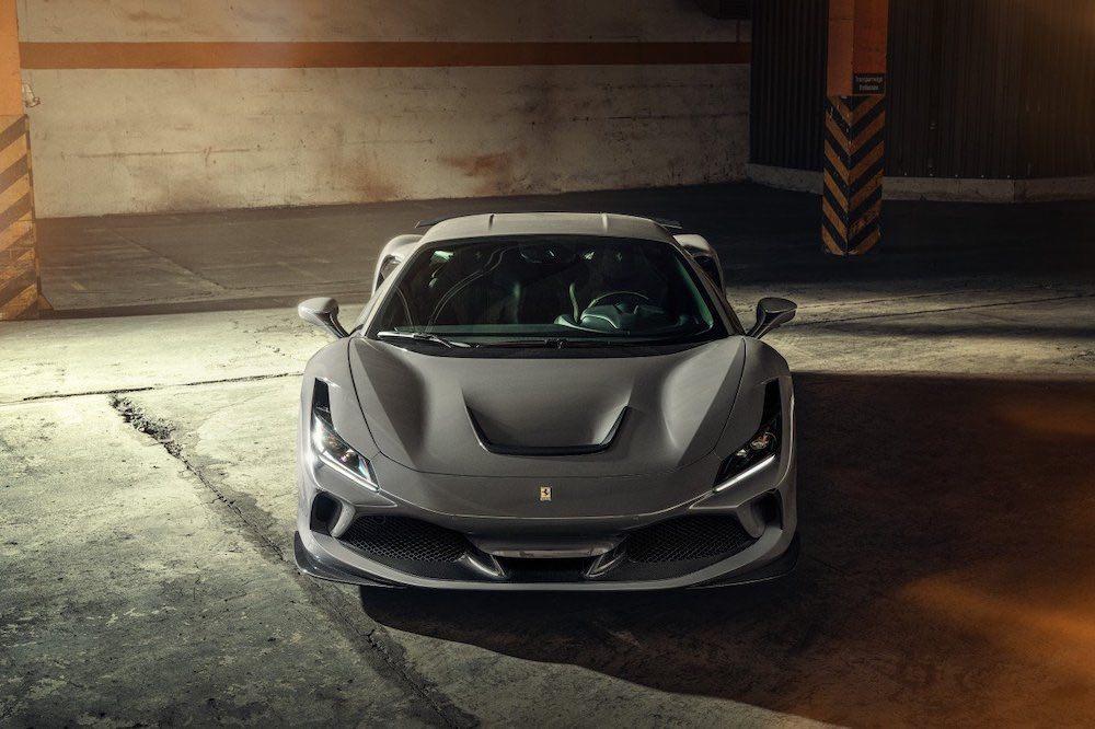Este superdeportivo italiano recibe mejoras visuales y más potencia.