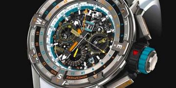 Richard Mille RM 60-01 Automatic Flyback Chronograph Regatta