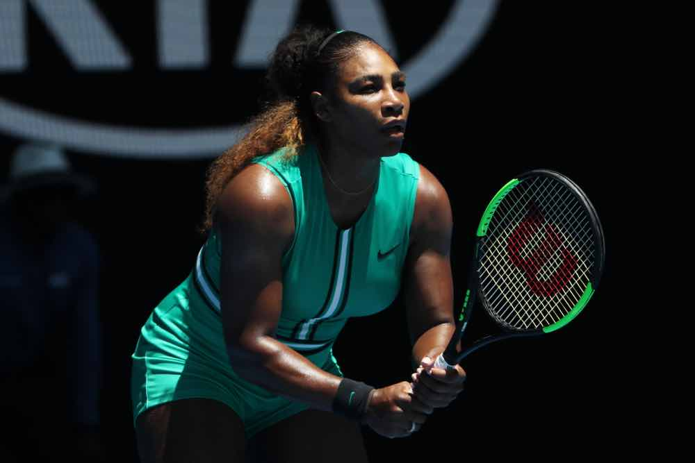 Los 5 tenistas mejor pagados del mundo en 2020: Serena Williams