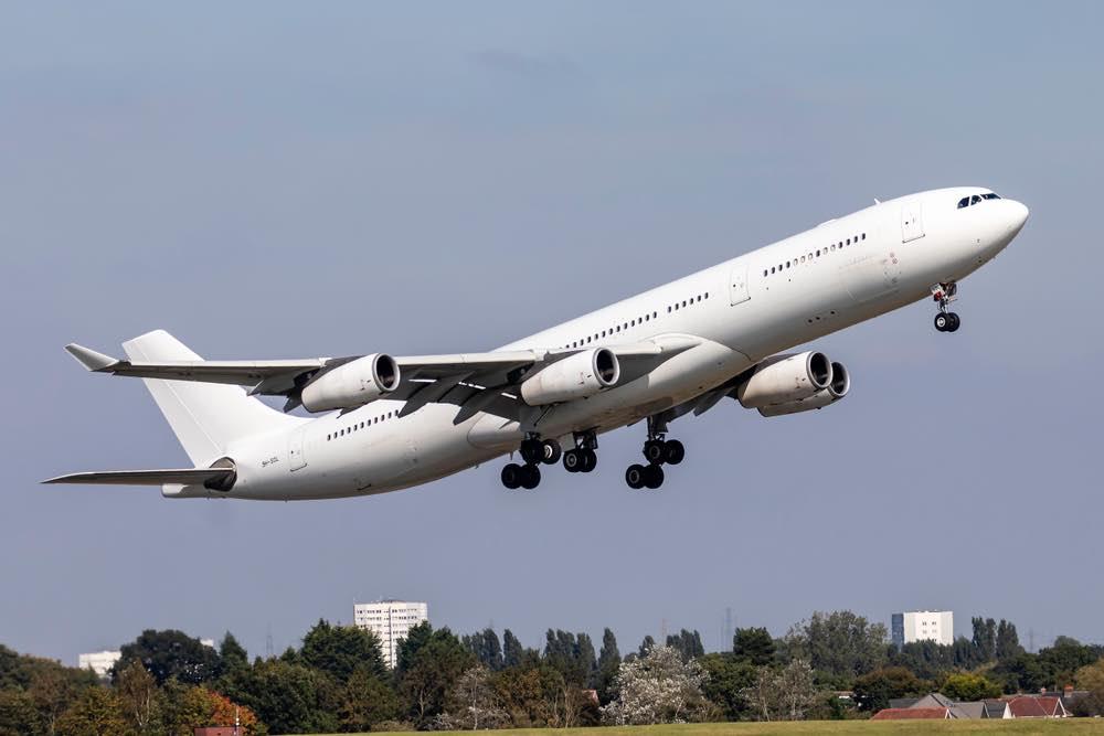 Los aviones privados más caros del mundo: Airbus A340-313X