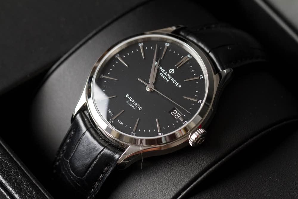 La historia detrás de 10 marcas de relojes de lujo: Baume & Mercier