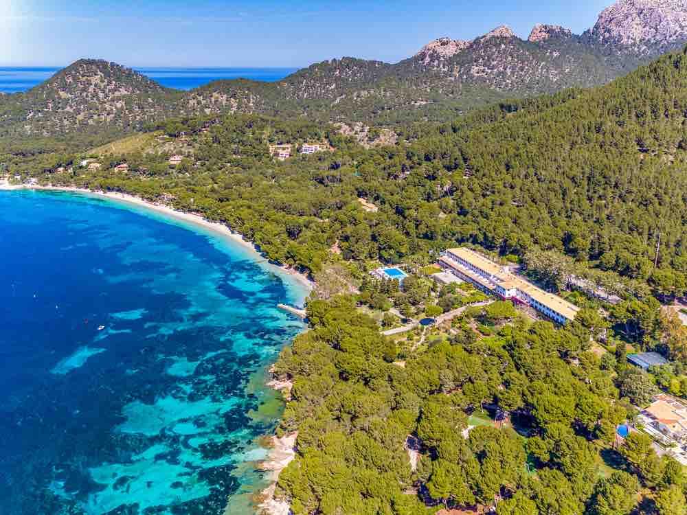 Sobre el futuro Four Seasons Resort en Mallorca.