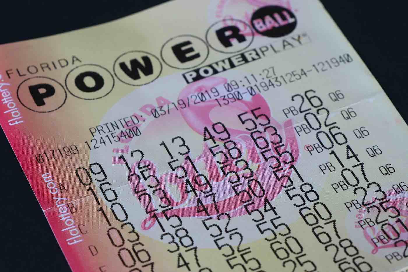 Un solo boleto vendido en Florida ganó los 238 millones de dólares de la lotería Powerball