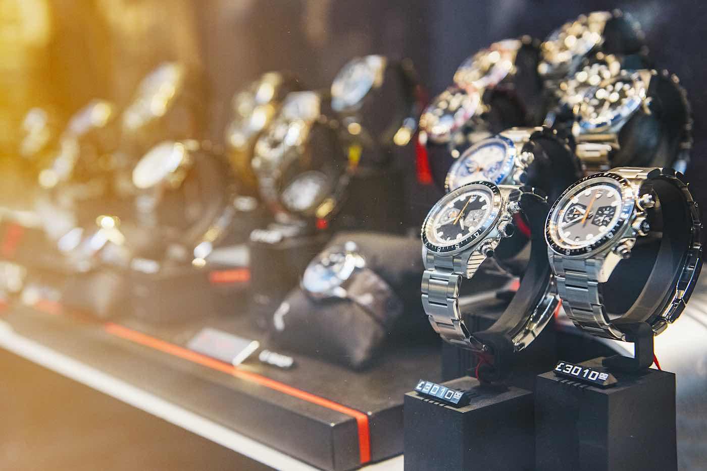 La historia detrás de 10 marcas de relojes de lujo