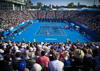 Abierto de tenis de Australia en Melbourne