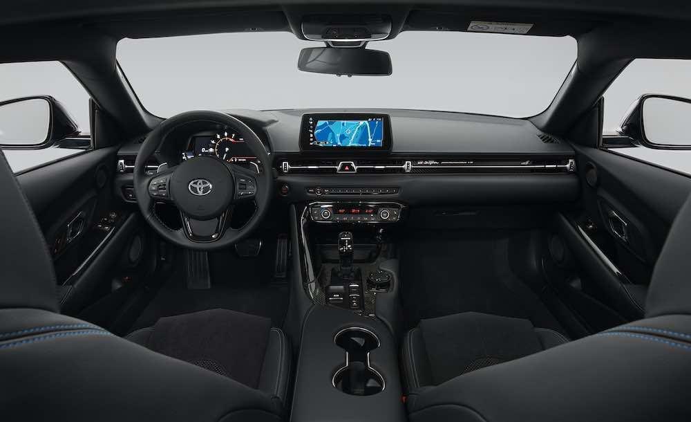 Toyota GR Supra Jarama Racetrack Edition: sólo 90 unidades para toda Europa