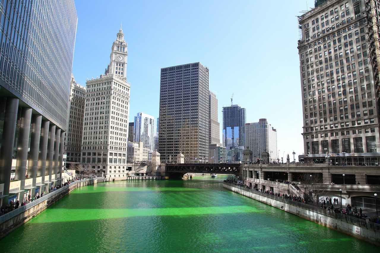 Chicago, EE.UU. - Tome un tour arquitectónico de está increíble ciudad en barco.