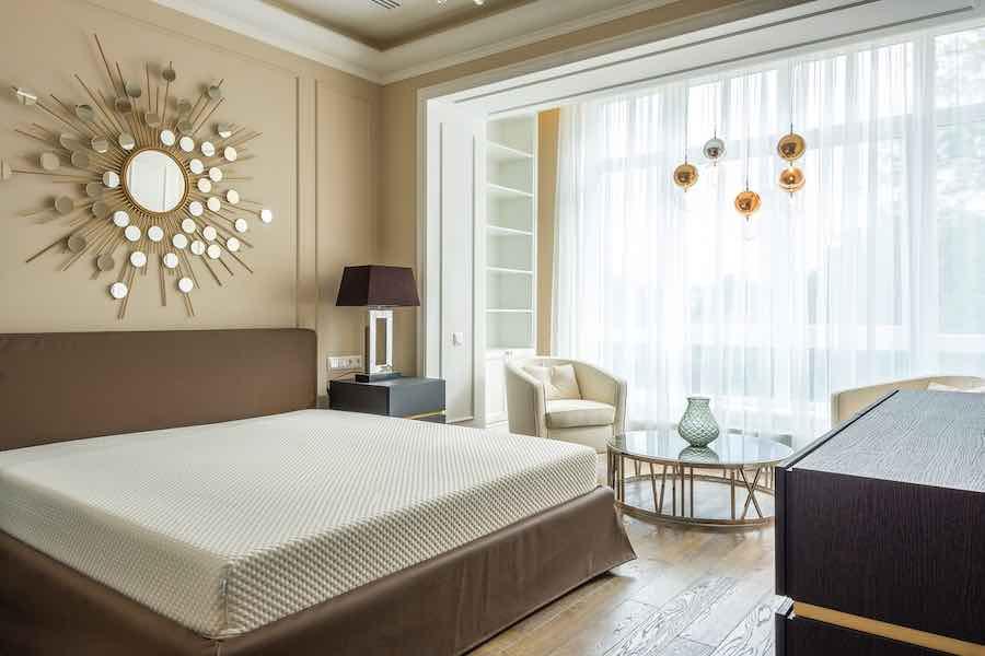 5 accesorios para conseguir un aspecto lujoso en las habitaciones