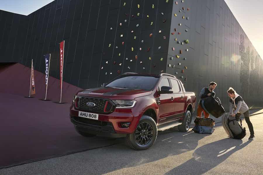 Ford añade las nuevas y exclusivas ediciones limitadas camionetas a la gama de pickups más vendida de Europa.