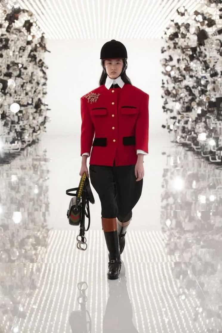Gucci cumple 100 años, y celebra su centenario asociándose con Balenciaga para la exclusiva colección Aria